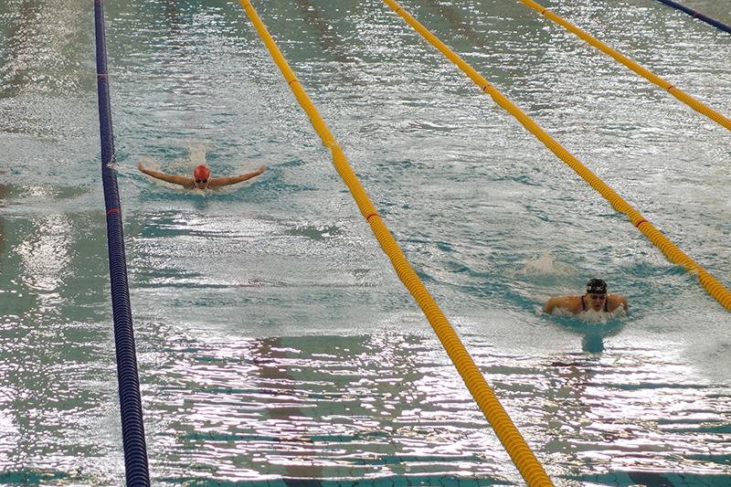 高雄市中等學校運動會游泳比賽