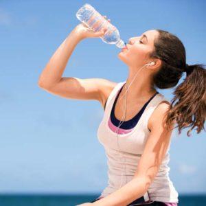 預防中暑多補充水分