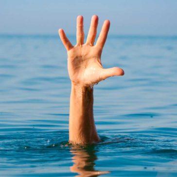溺水自救法一定要學起來