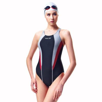 競賽型泳衣-中叉 A97245