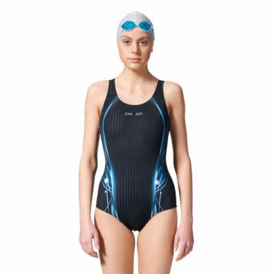 競賽型泳衣-中叉 A97442-05